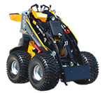 Skid steer loaders